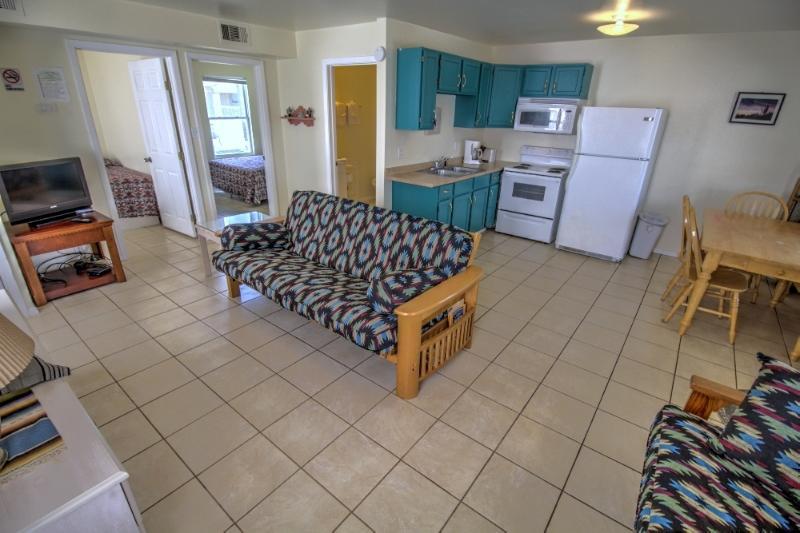 Spacious, open floor plan - #1 at Oleander Beach Lodge - South Padre Island - rentals