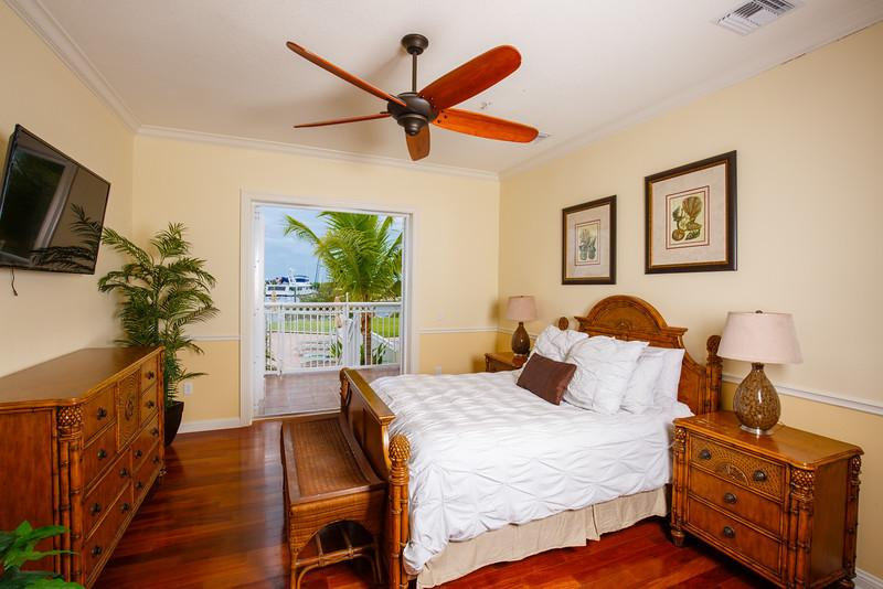 Bedroom with Queen Bed included with 1 Bedroom Suite and Fully Appointed Suite - Key West Harbour Oceanfront Suites - Key West - rentals