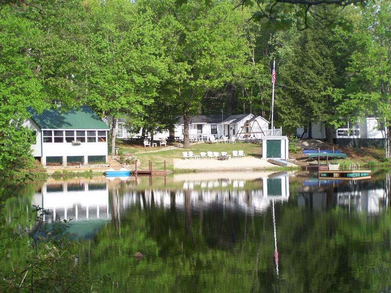 A little piece of Heaven !!! - Tall Pines Cottages: One and Two bdr. cottages - Henniker - rentals
