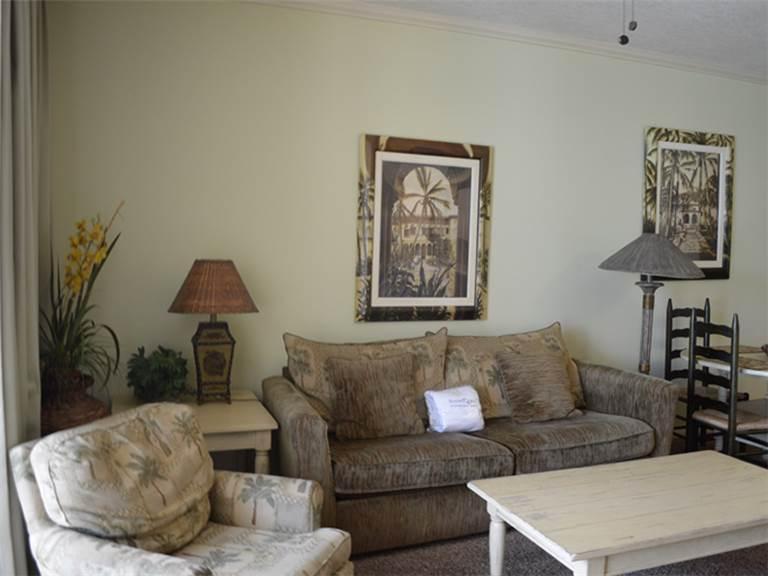 Destin West Resort - Gulfside 215 - Image 1 - Fort Walton Beach - rentals