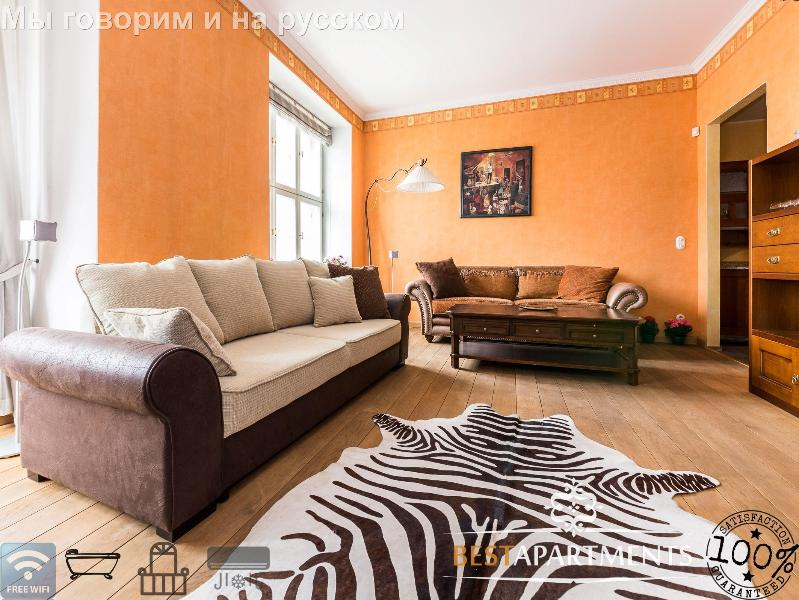Luxury apartment with fireplace - Image 1 - Tallinn - rentals