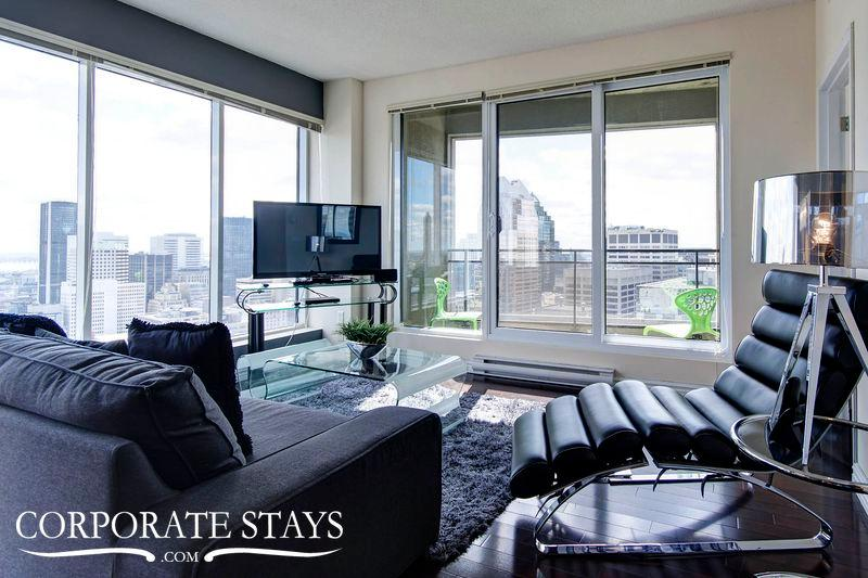 Montreal Kenzo 2BR Holiday Rental - Image 1 - Montreal - rentals