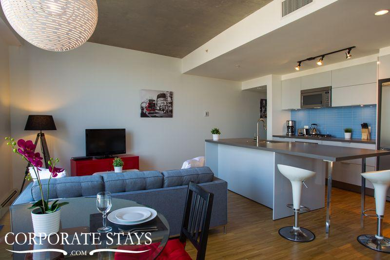 Vancouver Woodwards 1BR Executive Rental - Image 1 - Vancouver - rentals
