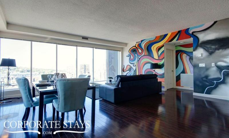 Omen 1BR | High-End Home | Montreal - Image 1 - Montreal - rentals