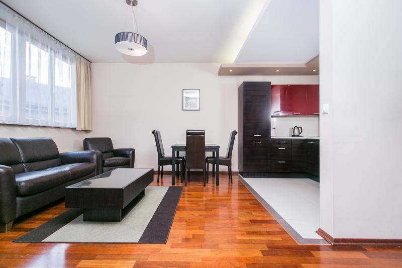 Royal 6 living room - Royal 6 - Krakow - rentals