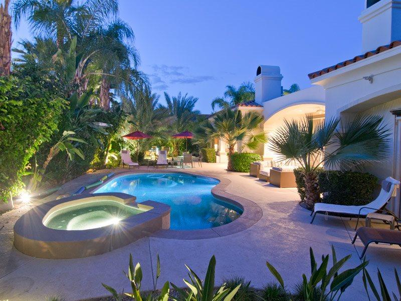 La Casa Del Sol - Image 1 - Rancho Mirage - rentals