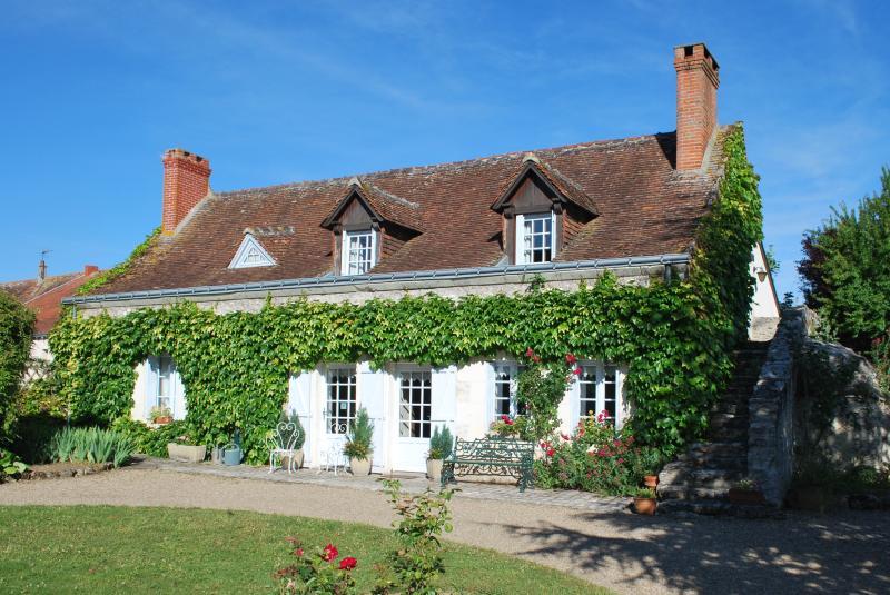 Le Four a pain - Delightful cottage of 1763. 145 M2. - Gîte de charme LA CERISAIE - Dolus-le-Sec - rentals