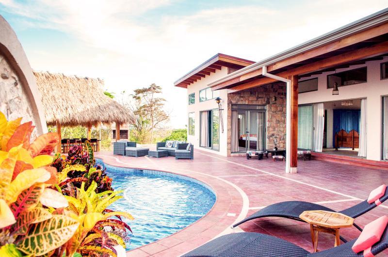 Casa Nirvana - Casa Nirvana - Amazing Oceanview Villa Sta Teresa - Santa Teresa - rentals