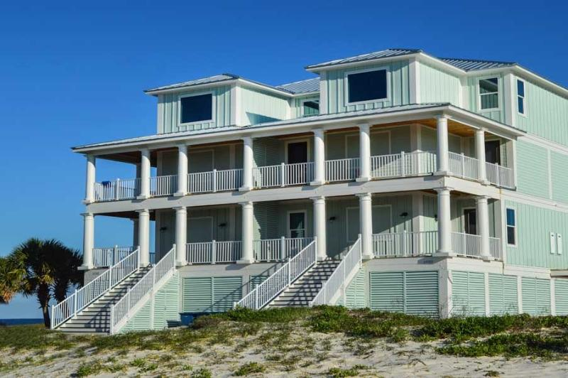 Castle in the Sand West! Gulf-front w/prvt pool!! - Image 1 - Orange Beach - rentals