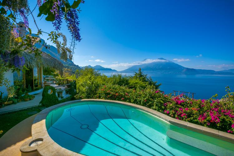 Lake Atitlan Sunset Vacation Villa - Image 1 - Santa Catarina Palopo - rentals