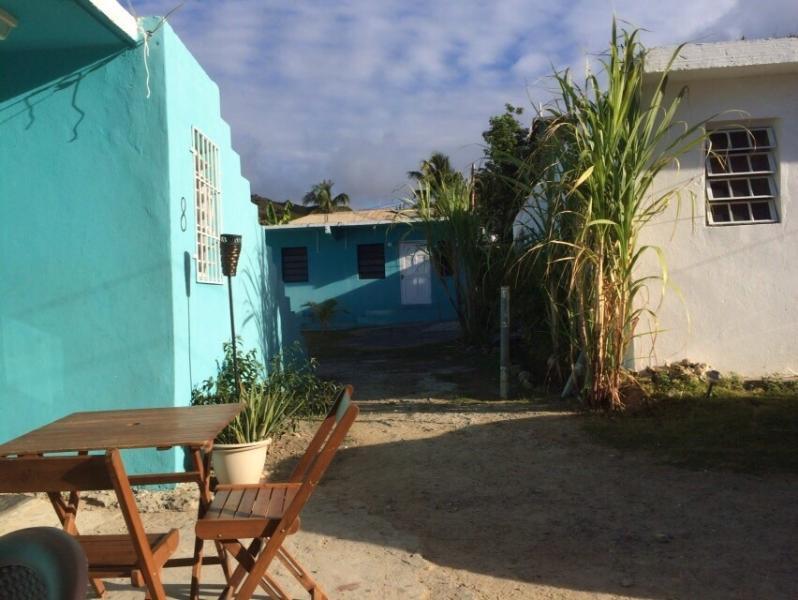 Entrance view - Holiday Studio in The Keys - St. Maarten - Philipsburg - rentals