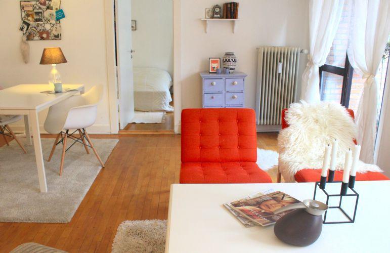 Kingosgade Apartment - Lovely and bright Copenhagen apartment at Frederiksberg - Copenhagen - rentals
