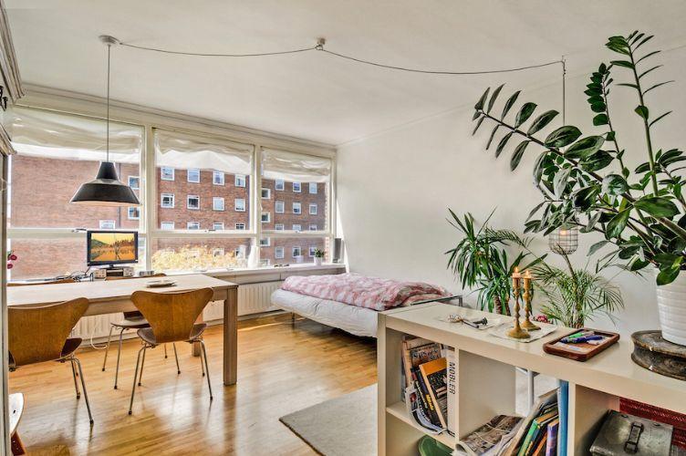 Godthaabsvej Apartment - Welcoming Copenhagen apartment near Groendal st - Copenhagen - rentals