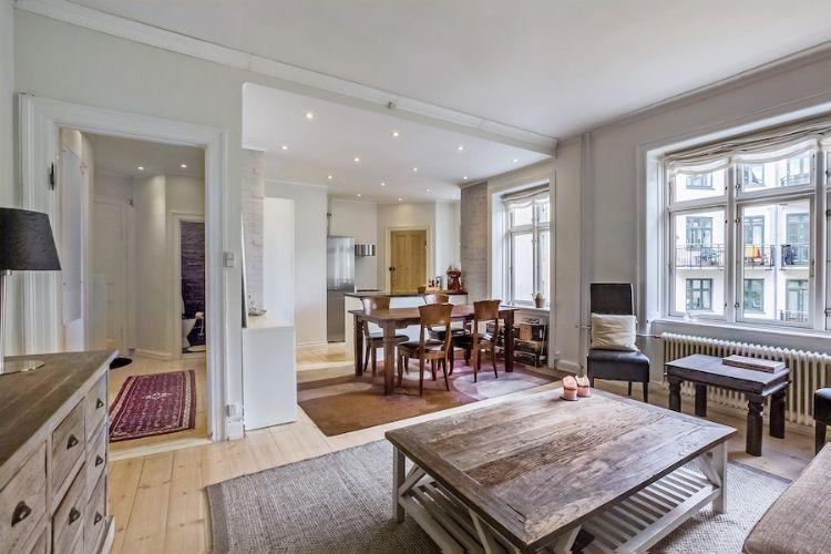 Loegstoergade Apartment - Nice Copenhagen apartment close to Nordhavn - Copenhagen - rentals
