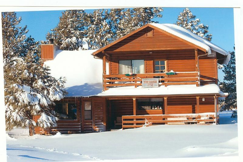 Winter at The Kirby Ranch - Enjoy a cool summer getaway in the woods! - Parks - rentals