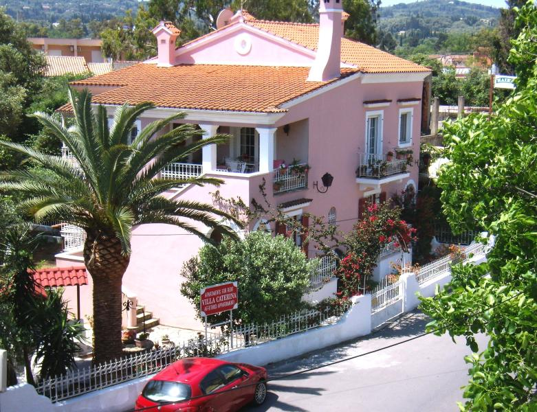 Villa  Caterina. - VILLA  CATERINA  - Furnished apartments hotel. - Pyrgi - rentals