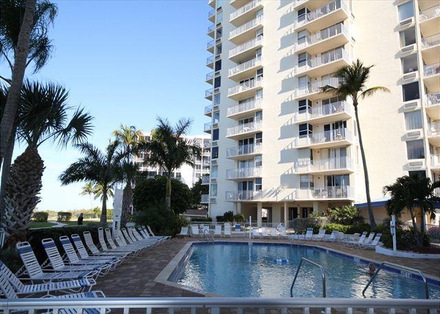 Estero Beach & Tennis Club #804C - Image 1 - Fort Myers Beach - rentals