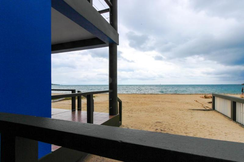 Two gorgeous oceanfront suites in town with easy beach access, stunning views - Image 1 - Placencia - rentals