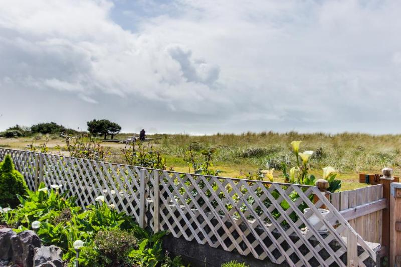 Dog-friendly oceanfront home with a yard and beach access! - Image 1 - Rockaway Beach - rentals