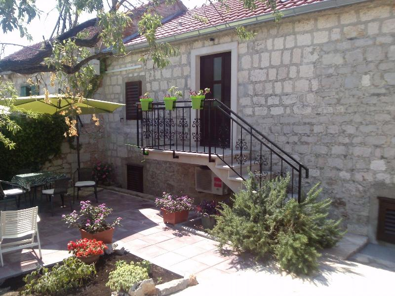 A2(2+2): common terrace - 2238 A2(2+2) - Bol - Bol - rentals