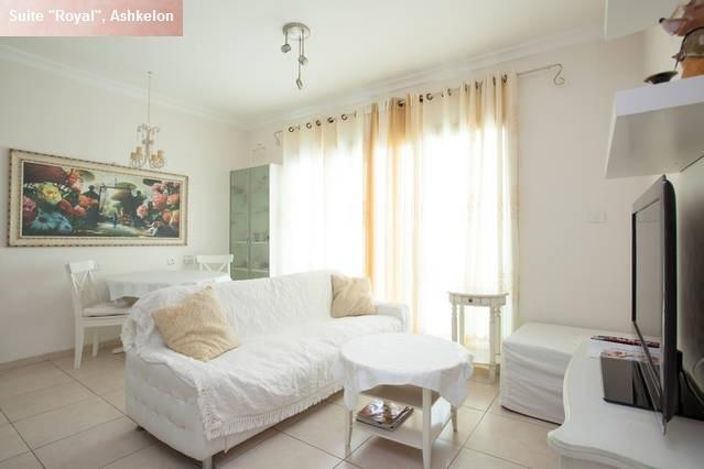 "Yefe Nof 3,Ashqelon. Suite ""Royal"" - Suite ""Royal"", Ashkelon - Ashkelon - rentals"