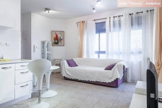 "Yefe Nof 39,Ashqelon. Suite ""Victoria"". - Suite ""Victoria"", Ashkelon - Ashkelon - rentals"