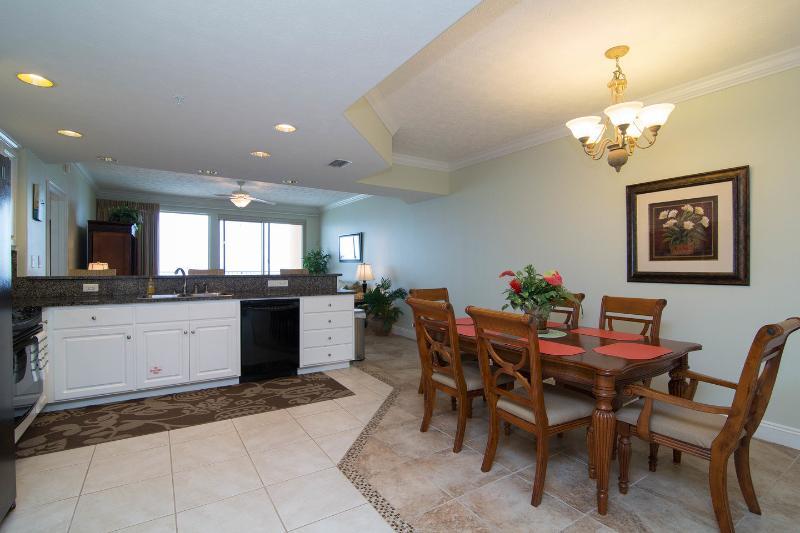 Dining Room - Treasure Island Resort is - The Best on the BEACH - Panama City Beach - rentals