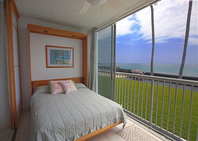 Direct oceanfront Living - KMS109 Groundfloor, Direct Oceanfront, Wifi, Kona Magic Sands - Kailua-Kona - rentals