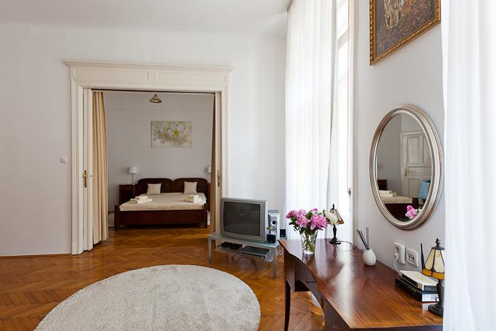 Real Budapest flat: a mix of antique and modern - City center, free wi-fi, children stay free - Budapest - rentals