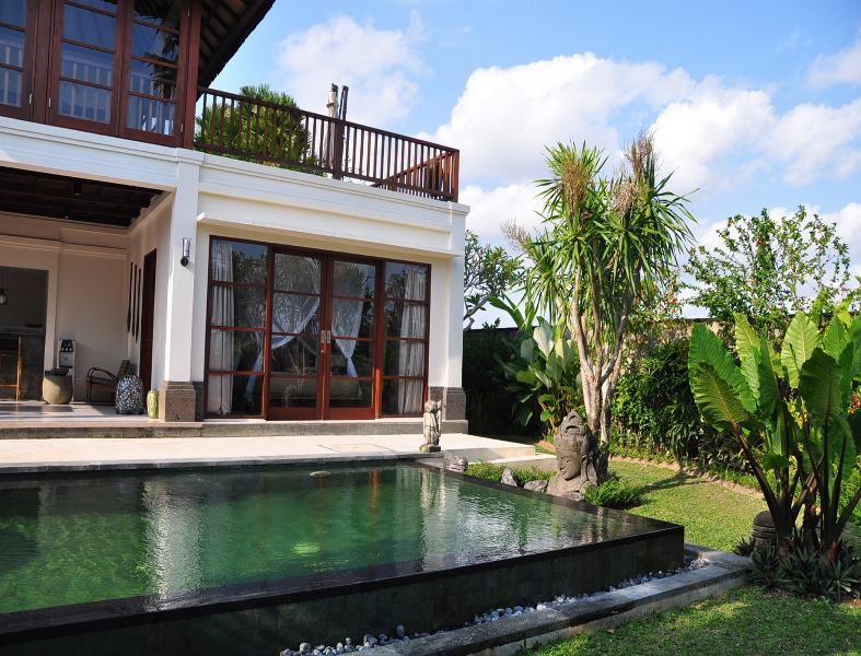 AyoDe 3BR Luxury Villa Large Pool-Canggu - Image 1 - Kediri - rentals