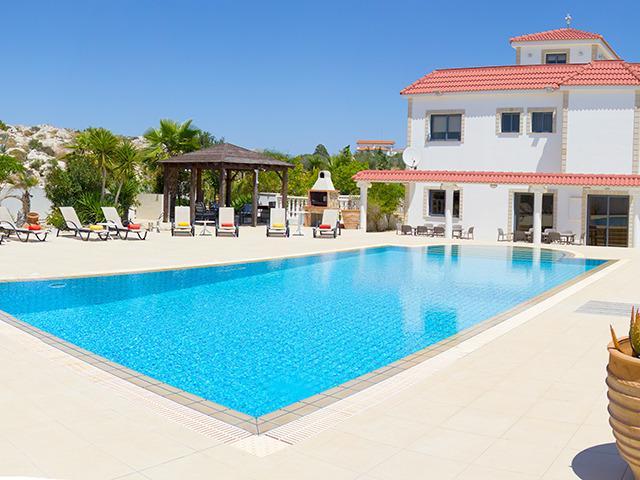 Grand Villa Alexander - Image 1 - Paralimni - rentals