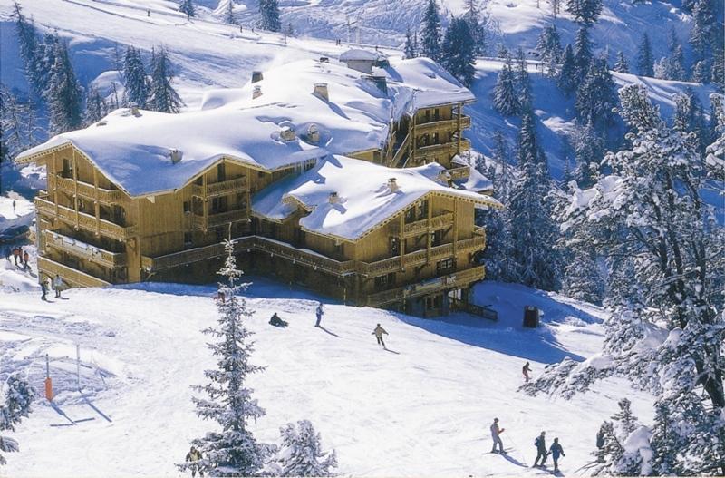 Chalet Chardon Belle Plagne, From the piste - Ski in/out Chalet in Belle Plagne, Macot-La-Plagne - Macot-la-Plagne - rentals