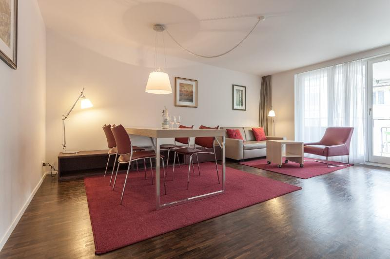EMA House Serviced Apartment, Florastr. 30, 1BR - Image 1 - Zurich - rentals