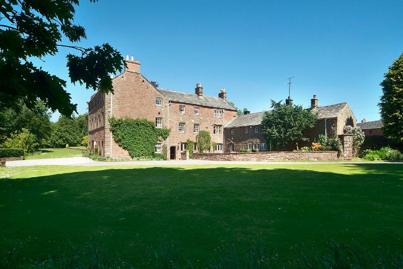 Melmerby Hall and Stag Cottage.  Stag Cottage has a private entrance, parking and gardens - Stag Cottage - Lake District - rentals