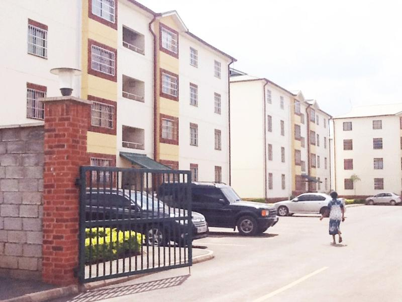 Outside view - 3bedroom furnished serviced Mombasa Rd Nairobi - Nairobi - rentals