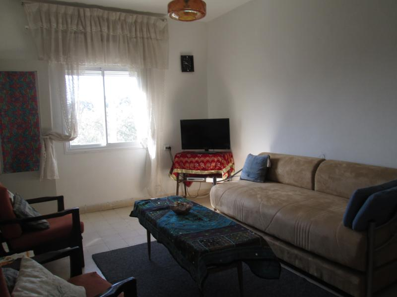 living room - Mountain Road Guest House-  so close to Bahai Gardens - Haifa - rentals