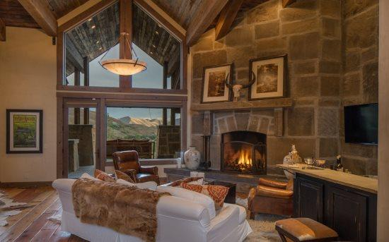 107 Arapaho: Beautiful 7,500 Square Foot Estate with Mountain Views - Image 1 - Ketchum - rentals