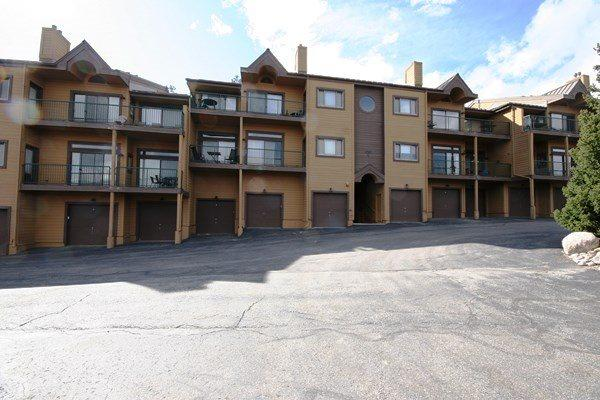 Lake Forest offers some of the best views of Lake Dillon and the surrounding mountains.  - Lake Forest 203E - Frisco - rentals