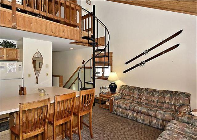 Northwoods C1 - Cozy 1 bedroom slope side condo awaits your arrival. - Image 1 - Spring Hill - rentals