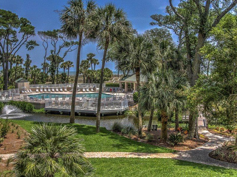 107 Barrington Arms - Image 1 - Palmetto Dunes - rentals