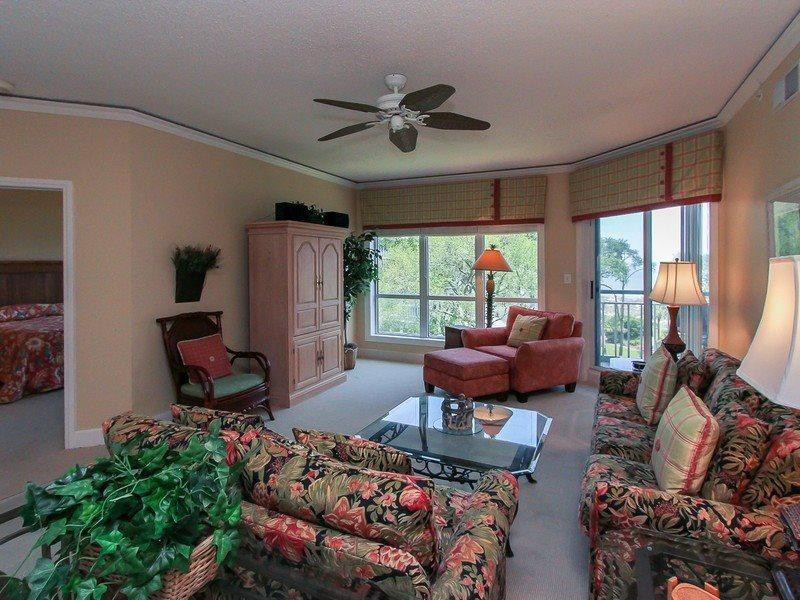 4402 Windsor Court North - 2 bedroom Palmetto Dunes vacation rental - 4402 Windsor Court North - Hilton Head - rentals