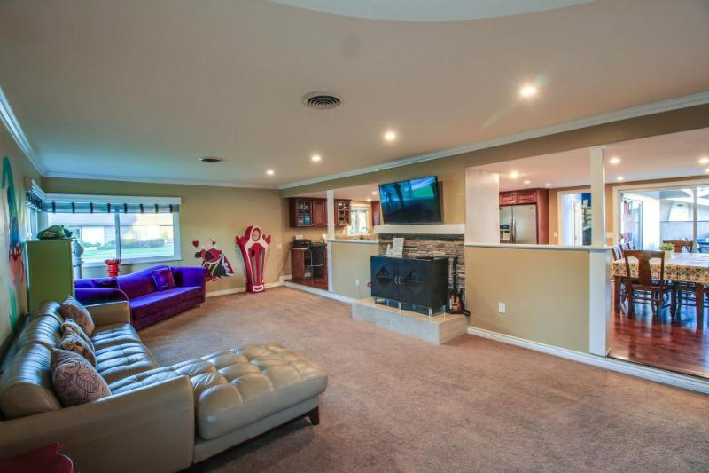 Disney-themed home w/pool & private hot tub just four miles from the park! - Image 1 - Anaheim - rentals