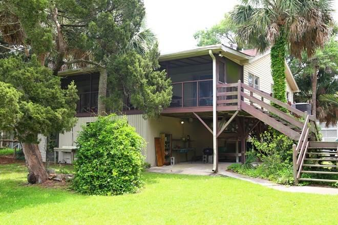 "503 Jungle Shores Dr - ""In the Reids"" - Image 1 - Edisto Beach - rentals"