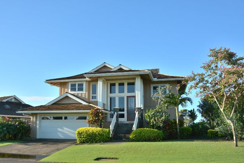 Premier Hawaiian Style Home in Poipu-Kahili at Poipu - Image 1 - Koloa - rentals