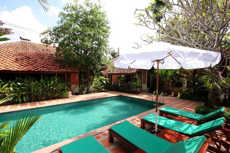 Villa Lila Kamala - 3 bedroom Balinese style villa - Image 1 - Kamala - rentals