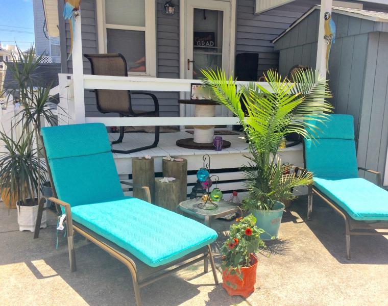 Front/Leisure area - OCEAN CITY NJ Summer Vacation in Ocean City 2016 - Ocean City - rentals