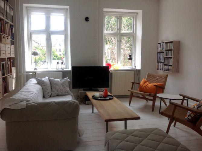 Carstensgade Apartment - Great Copenhagen townhouse at Humlebyen - Copenhagen - rentals