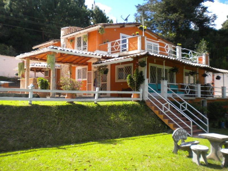 Big Finca with Boat 0188 - Image 1 - Guatape - rentals