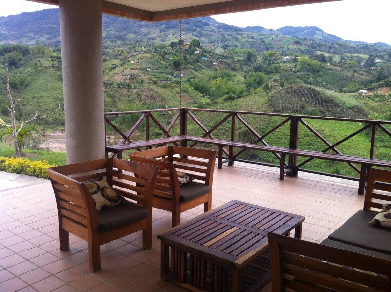 Gorgeous Finca Best Suited for Groups of 40 or More 0189 - Image 1 - Guatape - rentals