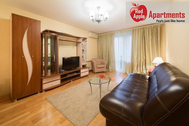 Studio Apartment at Polyanka Area, Moscow - 1114 - Image 1 - Moscow - rentals